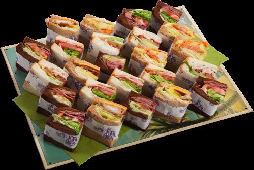 サンドイッチ デリバリー専門店のベイス